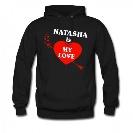 My love is Natasha