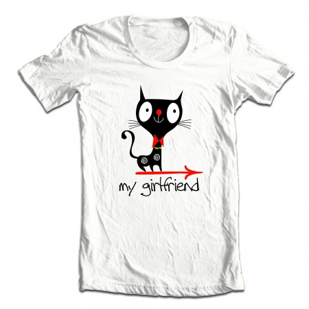 Cat girlfriend