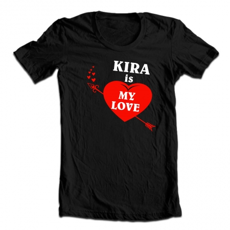 My love is  Kira